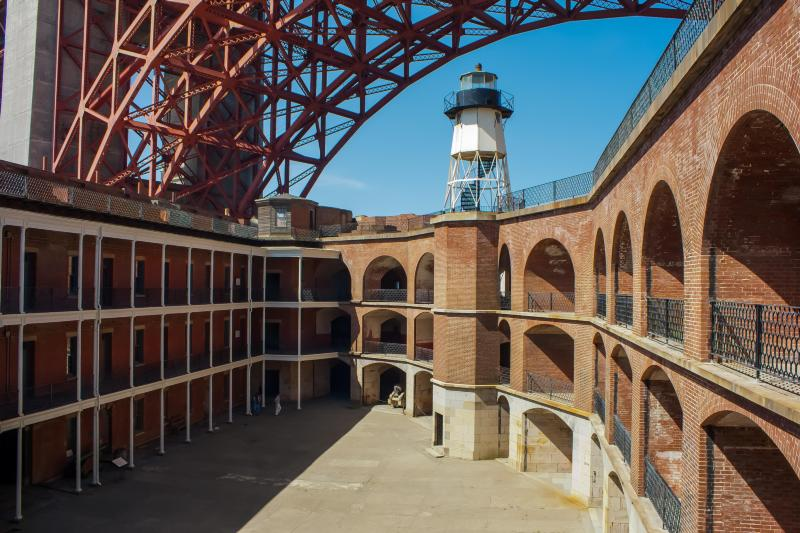 Fort Point. Photo: NPS